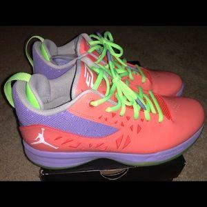 "Nike Jordan CP3 V ""Mr. Hyde"" Bright Crimson Sz 8.5"